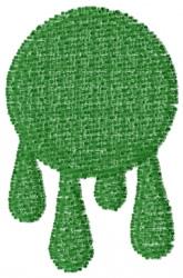 Splatter 1 embroidery design