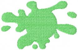 Splatter 9 embroidery design