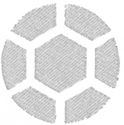 Soccer 2 embroidery design