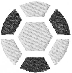 Soccer 12 embroidery design