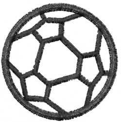 Soccer 14 embroidery design