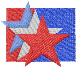 Star 22 embroidery design