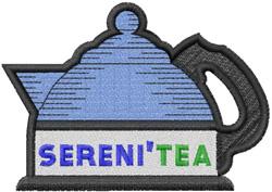 Serenitea embroidery design