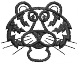 Tiger 13 embroidery design