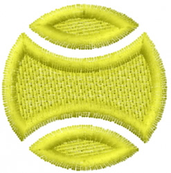 Tennis 10 embroidery design