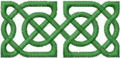 Celtic Design 37 embroidery design