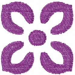 Flower 10 embroidery design