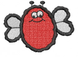 Insect 7 embroidery design