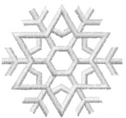 Snowflake 1 embroidery design