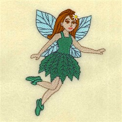 Irish Fairy 1 embroidery design