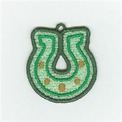 Irish Luck Charm embroidery design