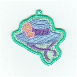 Bonnet  Lace Charm embroidery design