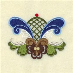 Errol Rosemaling embroidery design