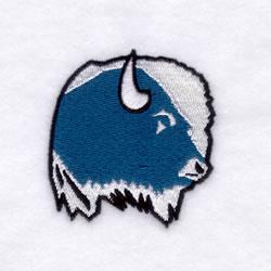 Buffaloes Mascot embroidery design