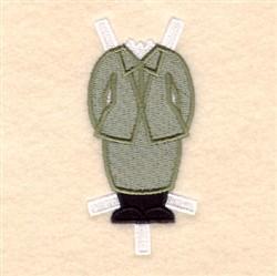 Lucys Teacher Uniform embroidery design