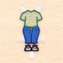 Lucys Everyday Outfit embroidery design