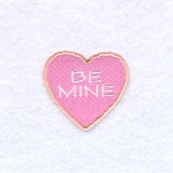 Be Mine Sugar Cookie embroidery design