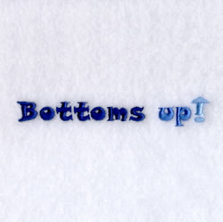 bottoms up machine