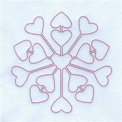 Heart Stipple Embroidery Designs, Machine Embroidery Designs at EmbroideryDesigns.com