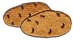 Potatoes embroidery design