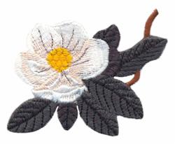Mississippi - Magnolia embroidery design
