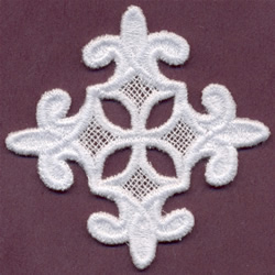 Lace Motif embroidery design