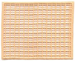 Scotch Rose Lace Doily embroidery design