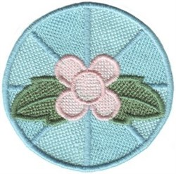 Petit Posies embroidery design