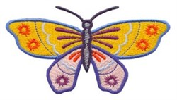 Embroidery Butterfly embroidery design