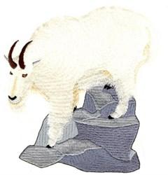Mountain Sheep embroidery design