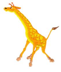 Junior Giraffe embroidery design