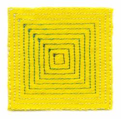 Applique Square embroidery design