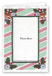 Photo Greeting Card embroidery design