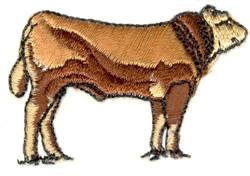 small cow machine
