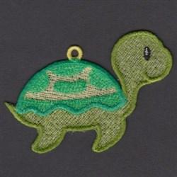 FSL Turtle embroidery design