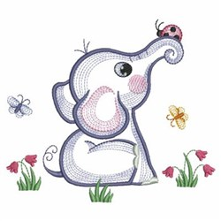 Baby Elephant Designs For Embroidery Machines Embroiderydesigns Com,Simple Female Character Design Pinterest