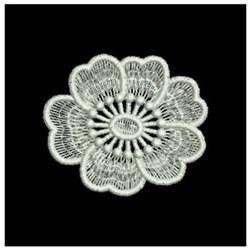 FSL Flower Bloom embroidery design