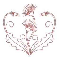 Dandelions embroidery design