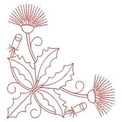 Dandelion Corner embroidery design
