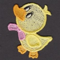 FSL Duck embroidery design