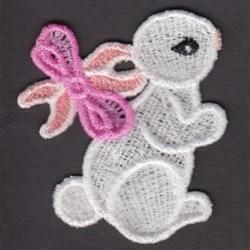 FSL Rabbit embroidery design