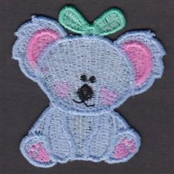 FSL Koala Bear embroidery design