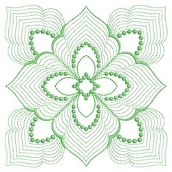 Ripple Quilt embroidery design