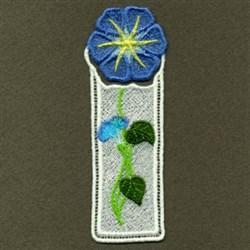 FSL Flower Bookmark embroidery design