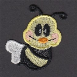 FSL Bee embroidery design