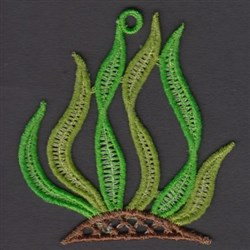 FSL Seaweed embroidery design