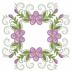 Violet Quilts embroidery design