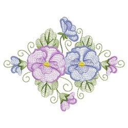 Phalaenopsis Diamond embroidery design