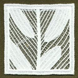FSL Decorative Doily Block embroidery design