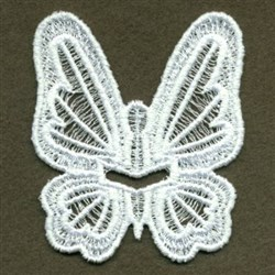 FSL Butterfly embroidery design